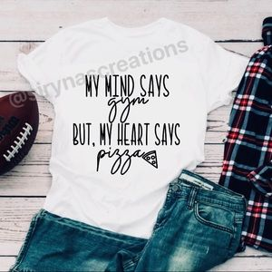 New size medium shirt